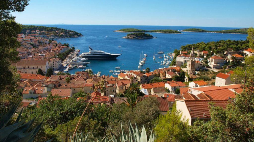 Kroatien, Land der tausend Inseln.