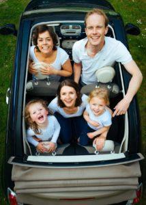 Was ist der richtige Mietwagen für die Familie im Urlaub?