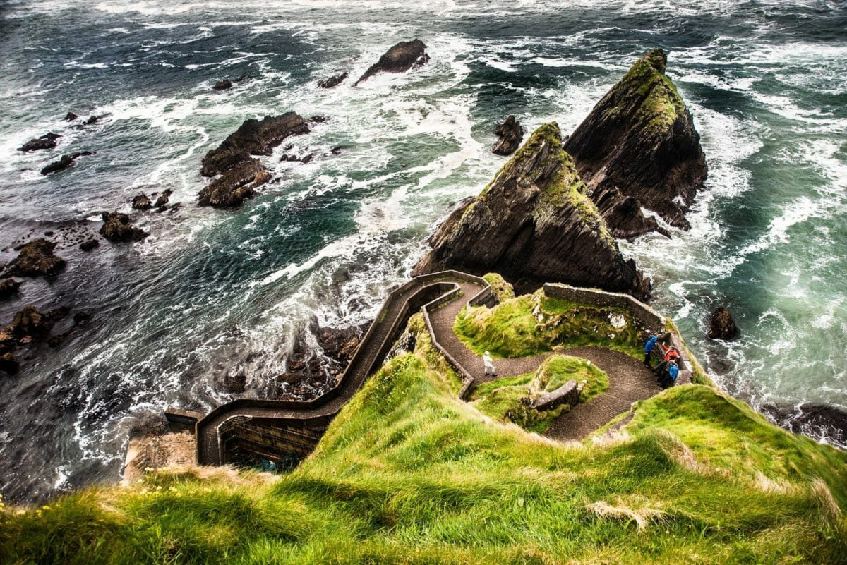 Die Dingle Halbinsel auf Irland
