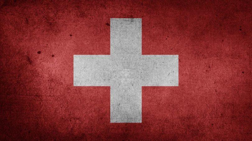 Die schweizer Flagge