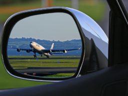 Mietwagen zum Flug