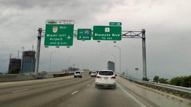 Florida Mautstraße Sunpass