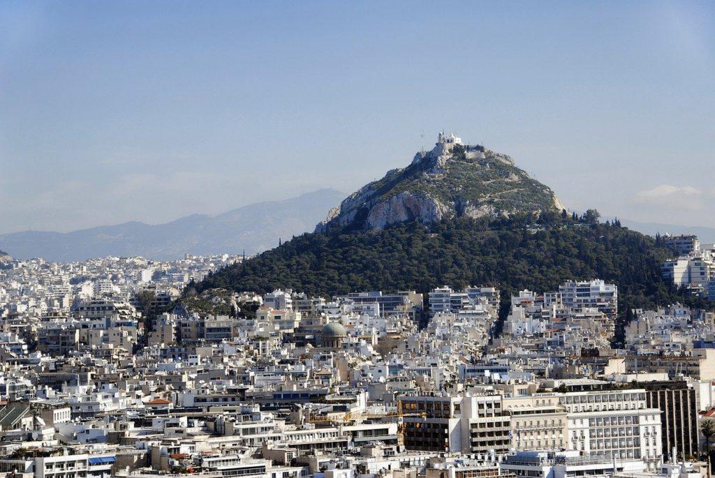 Hauptstadt Athen