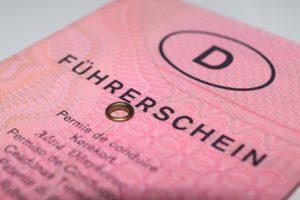 Alter Führerschein Deutschland