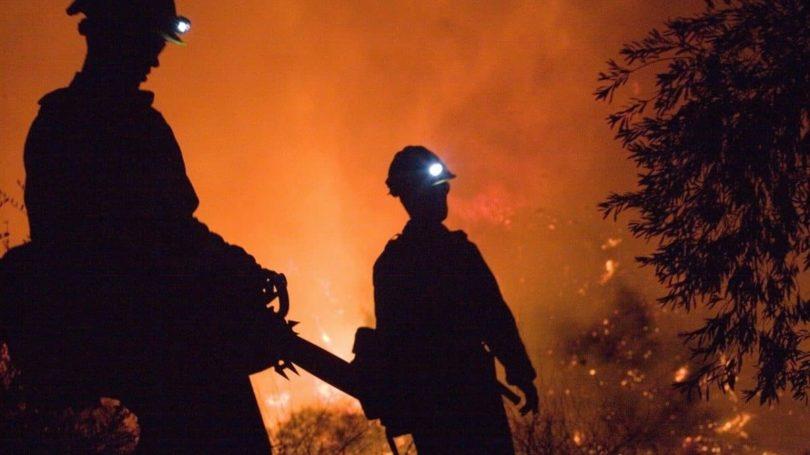 Waldbrandgefahr in Griechenland