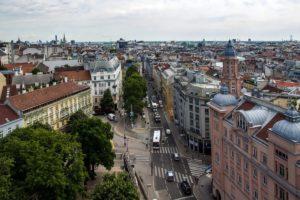 Haupstadt Österreich - Wien