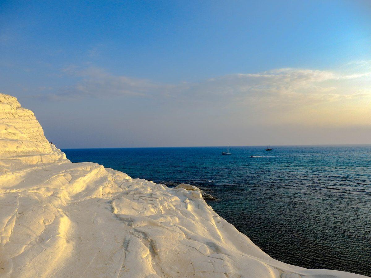 Scala dei Turchi - weiße Klippen