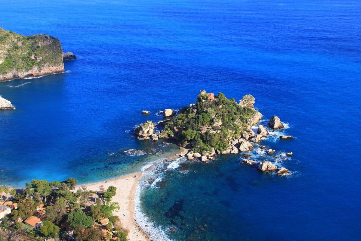 Messina, Land der Meeresenge auf Sizilien