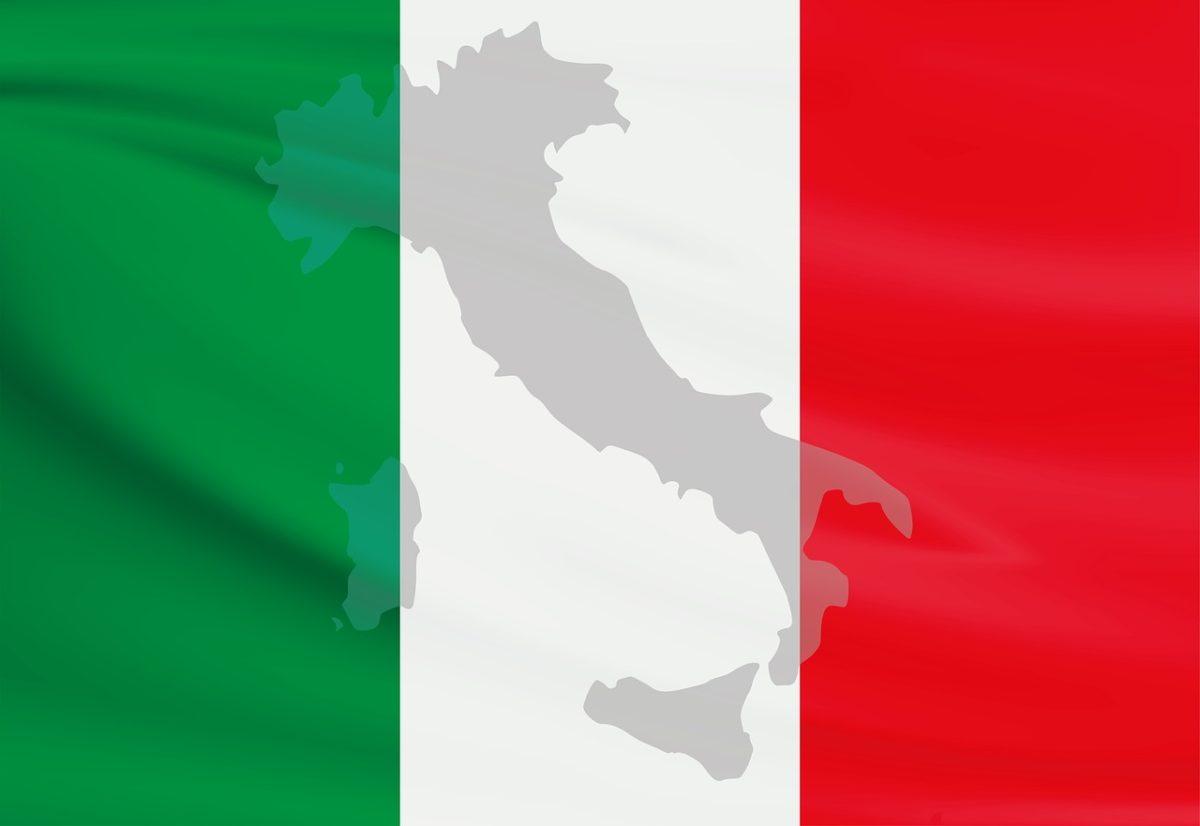 Die Insel Sizilien in Italien