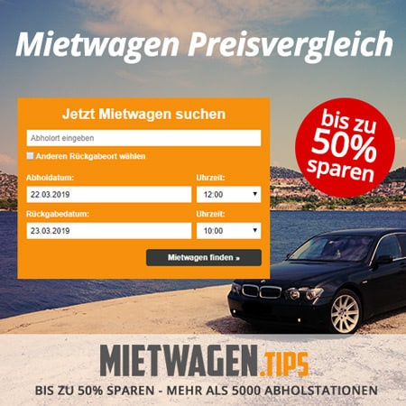 Mietwagen Preisvergleich