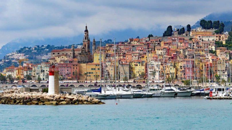 Südfrankreich und die malerischen Buchten der Côte d'Azur